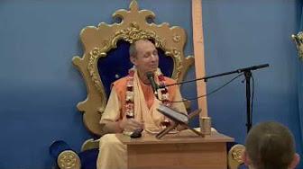 Шримад Бхагаватам 1.8.32 - Бхакти Ананта Кришна Госвами