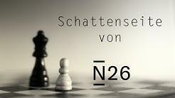 Schattenseite von N26 Bank