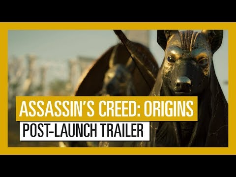 Assassin's Creed Origins : Trailer Post-Launch & Contenu du Season Pass [OFFICIEL] VOSTFR HD