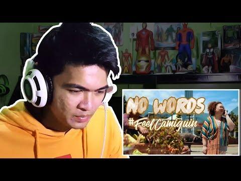 """NO WORDS"" #FeelCamiguin (REACTION VIDEO)"