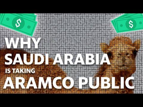 Why Saudi Arabia is Taking Aramco Public. (IPO explained)