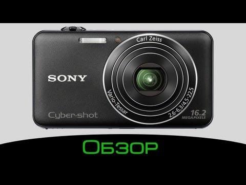 Обзор Sony DSC-WX50