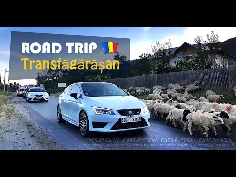 Seat Leon Cupra 290 : Transfagarasan, sur la plus belle route au monde !