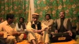 Ustad Fazal Wahab Dard ma ye da husan da lambo