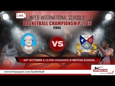 Lyceum International School - Wattala v Gateway College - Colombo - Finals