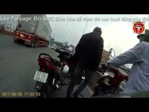 SBC Biên Hòa   Truy nóng thành công chiếc xe AB mất sau 1 giờ đồng hồ ngày 5 5 2017