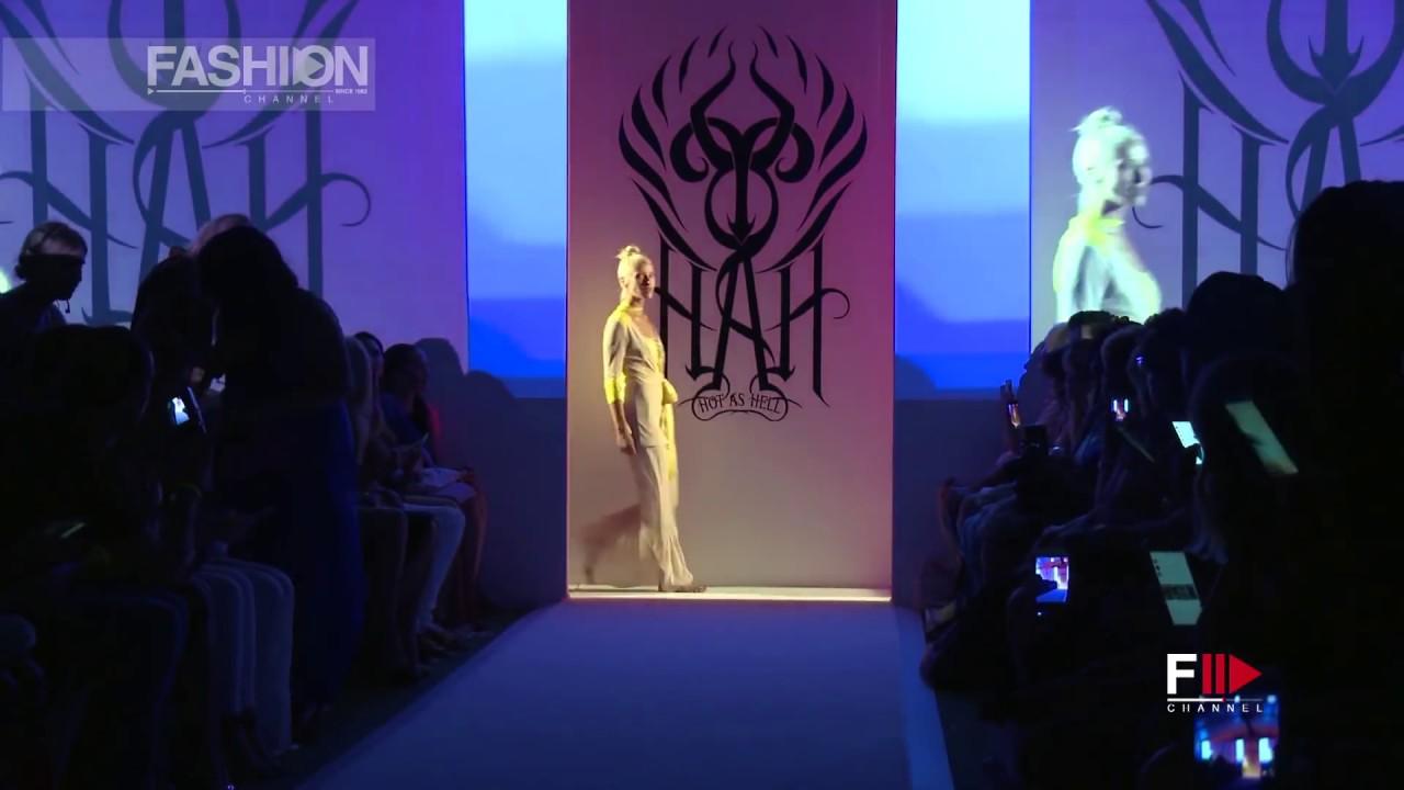 HOT AS HELL Swimwear Spring Summer 2017 MIAMI FASHION WEEK by Fashion Channel