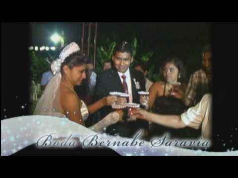 VIDEOCLIP BODA BERNABE SARAVIA SANTIAGO DE MARIA 2