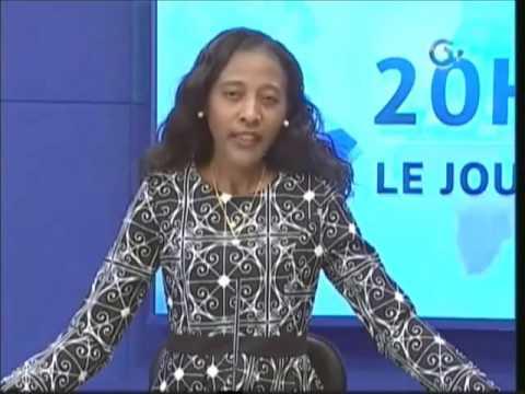 Gabon Jt 20h Lundi 27 Juin 2016