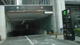 トラストタワー最終回。 今回は、シャングリ ラ ホテル東京(荷捌)です。 なんとなく納品がし易い気がします。