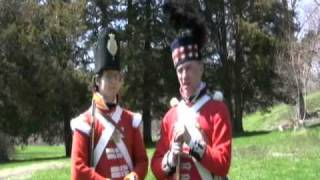 Brigade Napoleon Encampment: Final Interviews April 17, 2011