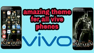 Download How To Apply Itz Theme All Vivo Phones Dawnload Itz