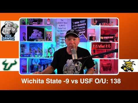 Wichita State vs USF 3/12/21 Free College Basketball Pick and Prediction CBB Betting Tips