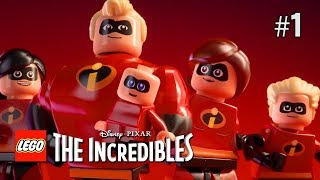 Twitch Livestream   Lego Incredibles Part 1 [Xbox One]