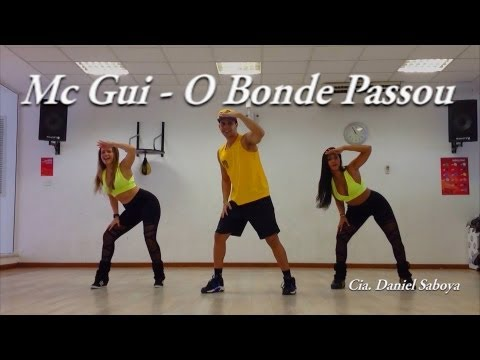 Mc Gui - O Bonde Passou Cia. Daniel Saboya (Coreografia) TRAVEL_VIDEO