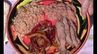 Tex Mex Recipes On The Grill Part 1 | Cooking Outdoors | Gary House