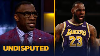 "Shannon Sharpe agrees LeBron is ""by far"" a better all-around player than MJ 
