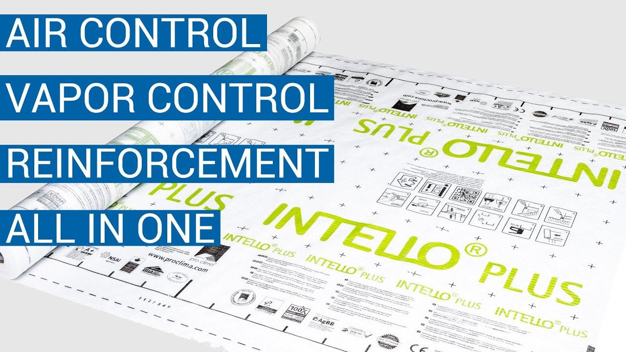 Download Intro to INTELLO PLUS: the world's hardest working smart vapor retarder