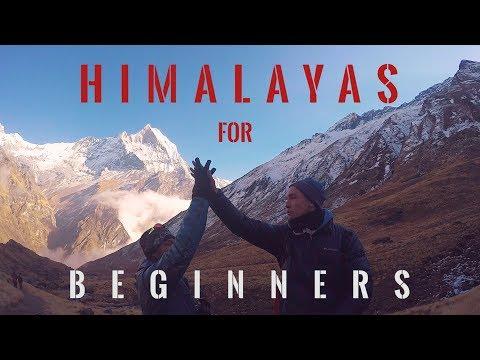 Trekking Annapurna in 4 days!