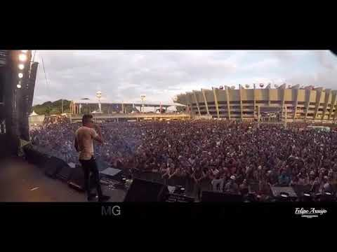 Felipe Araújo no festival Brasil sertanejo  em Belo Horizonte
