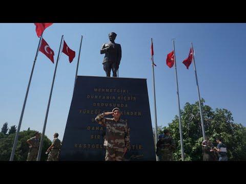 Askere Gittik! | Izmir, Bornova 57. Topcu Tugayı
