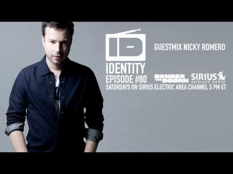 Sander van Doorn - Identity Episode 80