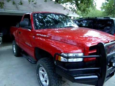 Hqdefault on 1997 Dodge Ram 1500 4x4 Sport