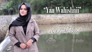 ya wahisni cover by Riska Al Badar