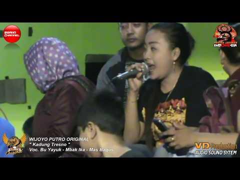 Wijoyo Putro Original Kadung Tresno Voc Bu Yayuk Mbak Ika Mas Bagus