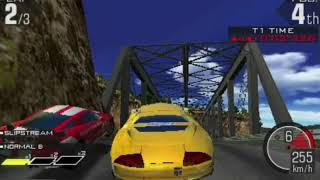 Ridge Racer 3D with Eurobeat