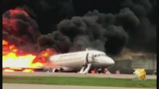 Why Did Russian Jet Burst Into Flames?