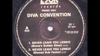 #19 Diva Convention feat. Michelle Weeks - Never Leave You Lonely