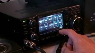 icom ic7300 quick start review
