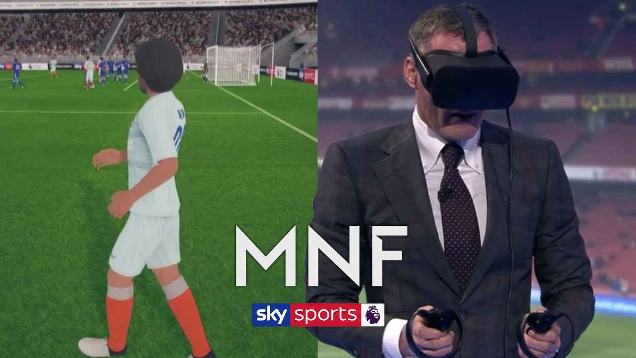 Jamie Carragher defends officials using virtual reality to view Azpilicueta's offside goal | MN