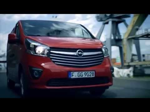 Novo Opel Vivaro- Auto Industrial Porto