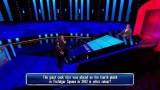 The Chase - The Giant Cock of Trafalgar Square