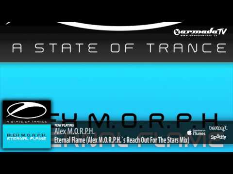 Alex M.O.R.P.H. - Eternal Flame (Alex M.O.R.P.H.`s Reach Out For The Stars Mix)
