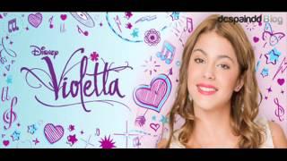 Violetta - Score(Tema triste y Tema de amistad)
