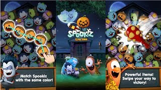 Funny Link Puzzle – Spookiz 2000 Android Gameplay