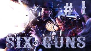 SIX - GUNS Faroeste Sobrenatural ( O início ) - Gameplay Android / Parte 1