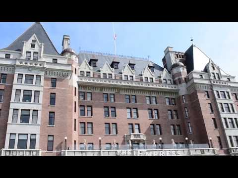 Victoria, British Columbia, Canada - Downtown HD (2017)