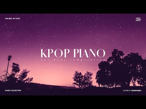 The Best of KPOP Vol.2 | 1 Hour Piano Collection