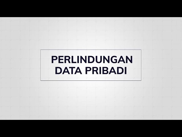 Siaran Pers | Penggunaan Regulatory Sandbox Dapat Bantu Kembangkan Kerahasiaan Data