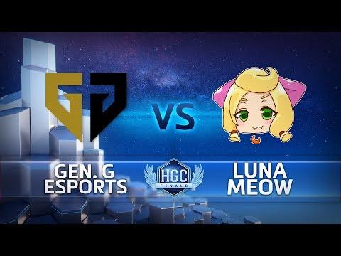 Gen.G esports vs Luna Meow vod