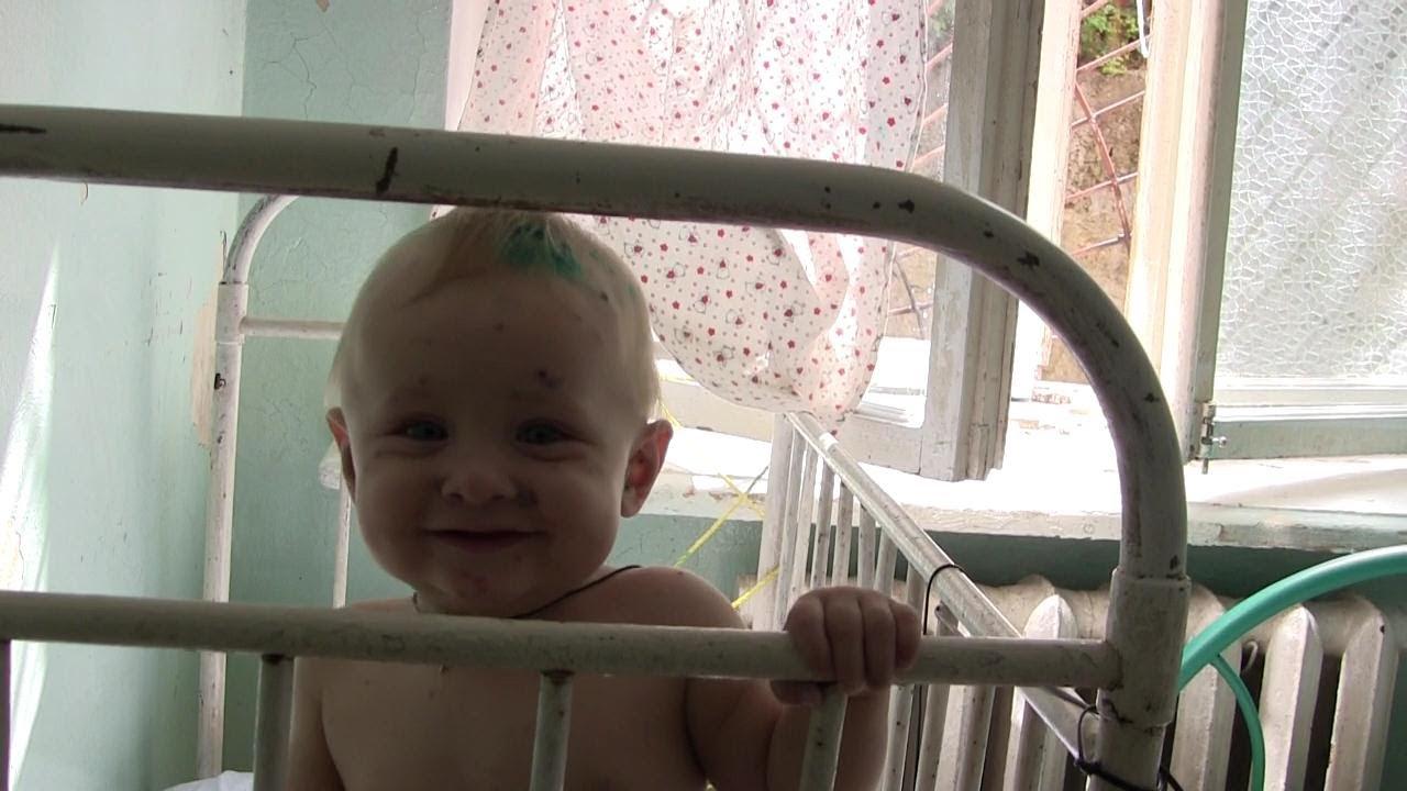 Скрытая видеокамера в детской больнице
