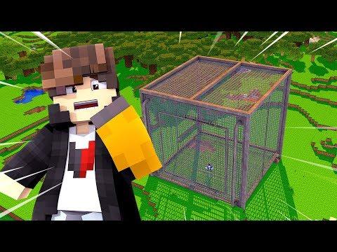 Minecraft: MUNDO L - MAIOR JAULA DE TODAS - ‹ JUAUM › #24