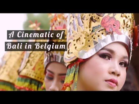 BALI at Indonesian Festival 2019   Pairi Daiza - Belgium