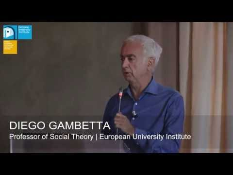 Engineers of Jihad | Diego Gambetta - The Yves Mény Annual Lecture 2016
