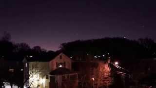 NEW JERSEY UFO SIGHTING NOV 18, 2014