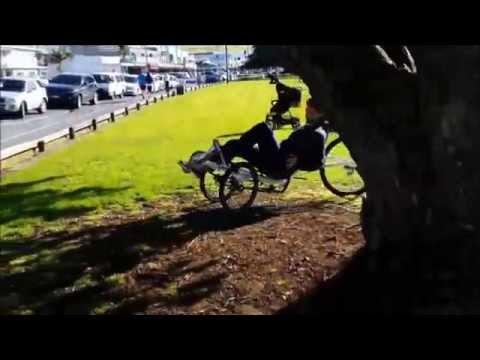 Performer Trike F review  - 3wheels.nz